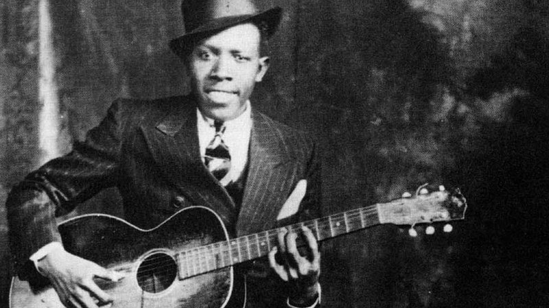 Robert Johnson Gibson L-1