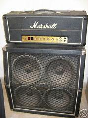 Marshall 100w Head